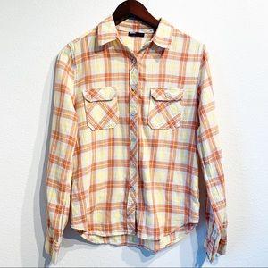BDG | Buttondown Plaid Longsleeve shirt Sz M